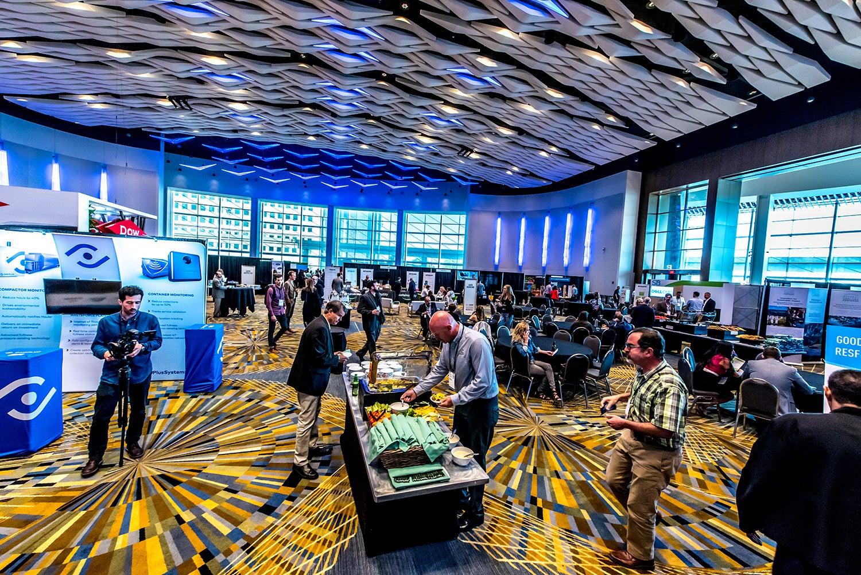 Expo in Grand River Ballroom