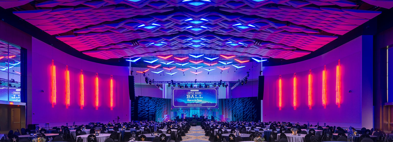 More Info for Improved Lighting Graces TCF Center's Grand Riverview Ballroom